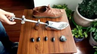 How to use ROBIN INDUSTRY RC-D46 men shoes metal shoe stretcher