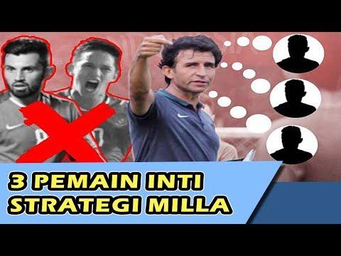 Bukan Lilipaly ataupun Evan, Berikut 3 Pemain Vital Luis Milla di Timnas Indonesia