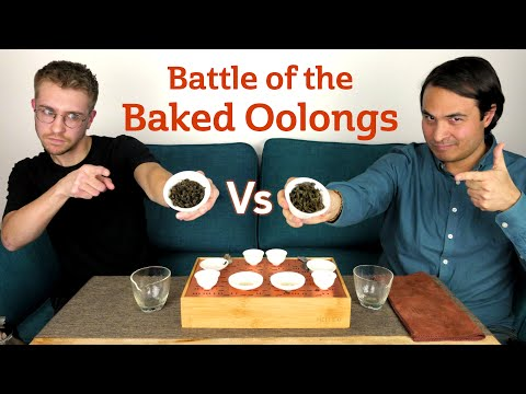 CHINA Vs TAIWAN - BATTLE OF THE BAKED OOLONGS