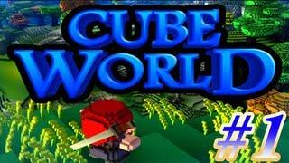 видео Cube World | Видео прохождение игр