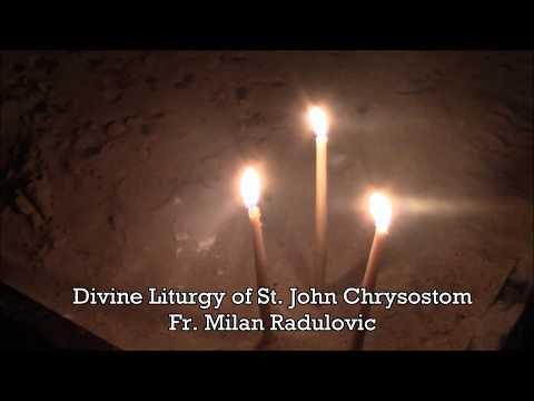 Bulgarian Orthodox Liturgy FULL w/ sermon