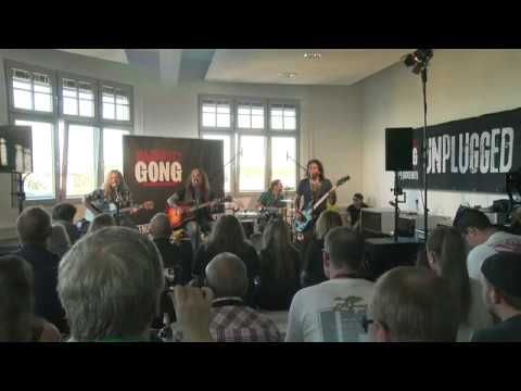 Gong 97.1 Unplugged: The Dead Daisies