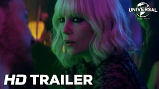Atómica (Atomic Blonde) Trailer 2 Internacional (Universal Pictures) HD