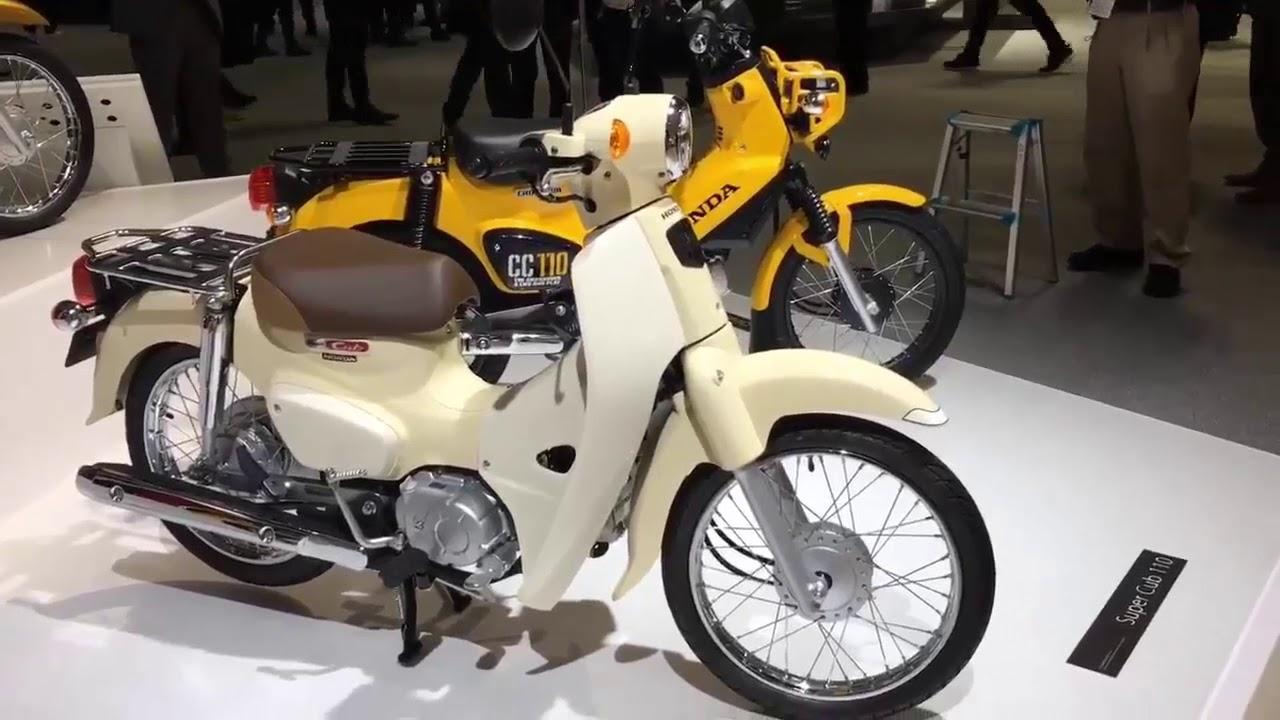 Honda Super Cub 2018 Youtube