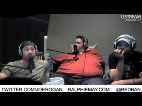 Joe Rogan, Denis Leary steals from Bill Hicks with Ralphie May and Redban