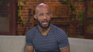 Demetrious 'Mighty Mouse' Johnson defends his title in UFC 197