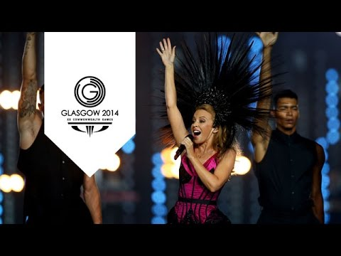 Kylie Minogue - Closing Ceremony performance | Unmissable Moments