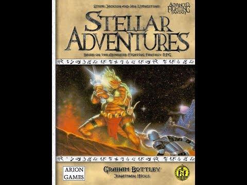 Stellar Adventures review