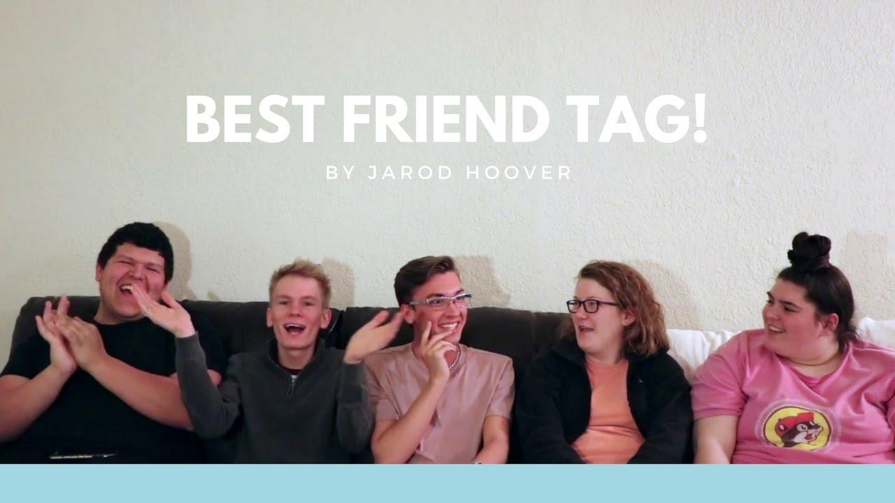Jarod and friend