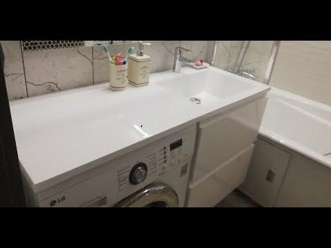 Комплект для ванной Дана Премиум 120 подвесная