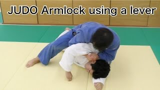 JUDO Armlock using a lever by KOMLOCK