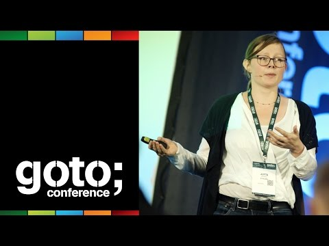 GOTO 2016 • Fixing the Web with the Global Blockchain Trust Machine • Jutta Steiner