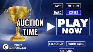 Aa Gaya Auction - NPL IPL Auction 2019 - 2020 World cricket championship 2 expert mode