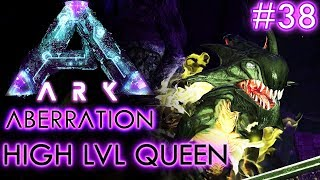 ARK Aberration Deutsch Level 92 Queen Aberration Deutsch / German / Gameplay #38