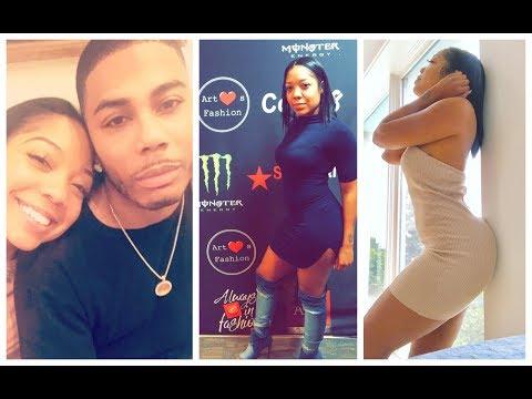 Nelly's daughter ✪ Chanelle Haynes 2017✪ | Gossip Zone
