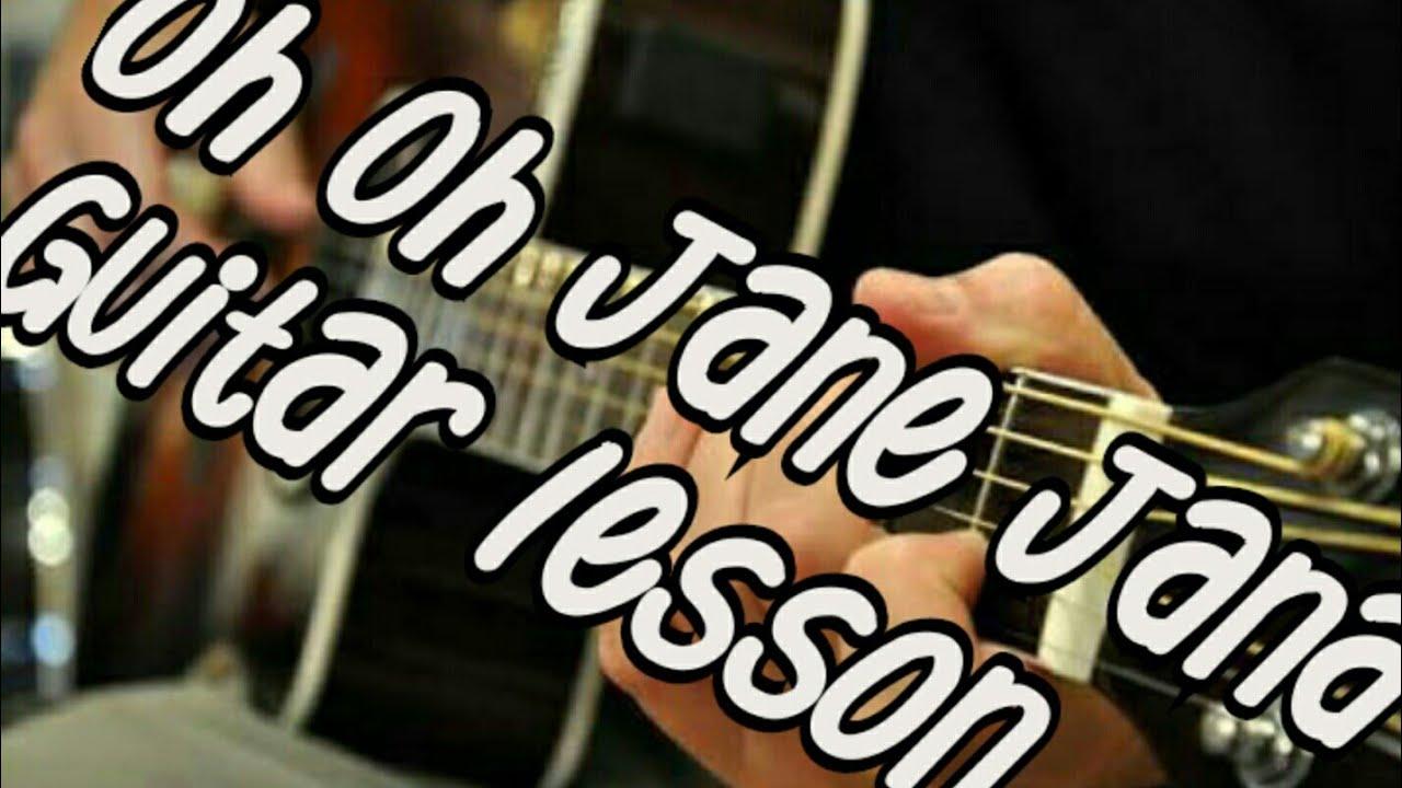 Oh Oh Jane Jana Guitar Chordslessonintro Pyar Kiya To Salman