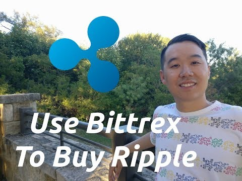 HOW TO: Use Bittrex To Buy Ripple (XRP) - LIVE Tutorial!