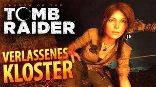 Shadow of the Tomb Raider #043 | Das verlassene Kloster | Gameplay German Deutsch thumbnail
