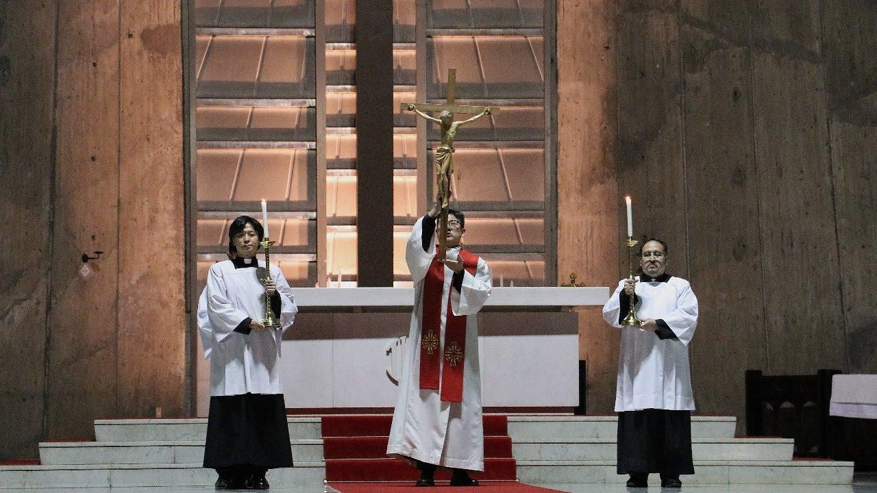 カトリック 関口 教会 youtube