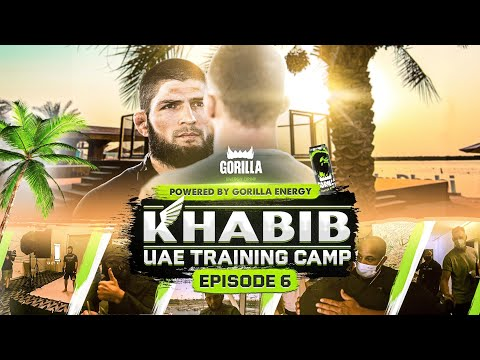 UAE Training Camp | Episode 6