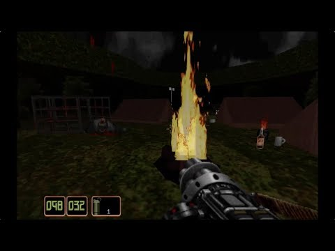 Park for Shadow Warrior - Level 2: Lost Island