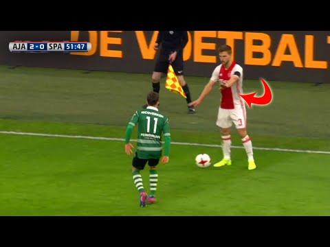 Найбільш неповажні моменти у футболі