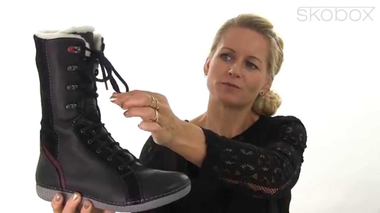 e4002f39a28 Skobox - Green Comfort støvle med uld foer - Køb Green Comfort støvler  online