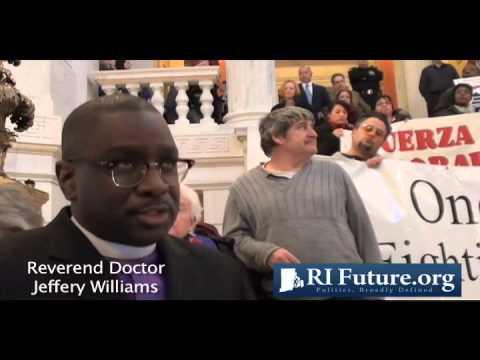 Reverend Doctor Jeffrey Williams - Keynote Address