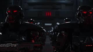Dark Troopers Soundtrack | The Mandalorian Season 2 Chapter 16