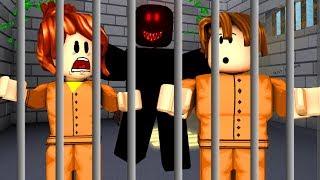 ROBLOX-HAUNTED PRISON ft. CRIS MINEGIRL (Prison Break)