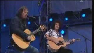 Brian May & Zucchero @ 46664 Arctic / Cosi Celeste