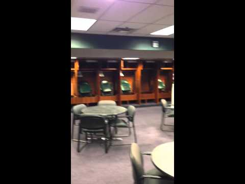 Colorado Rockies clubhouse Coors Field 2014 tour