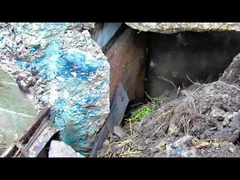 Emder Hafen WW2nd Bunker Einstiegsluke Narvikstrasse Weltkriegsbunker Bunker Luftschutzbunker Emden