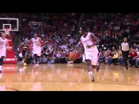 Indiana Pacers vs Houston Rockets   March 7, 2014   NBA 2013-14 Season