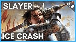 3.8 Ice Crash Slayer Build Guide Legion Path of Exile