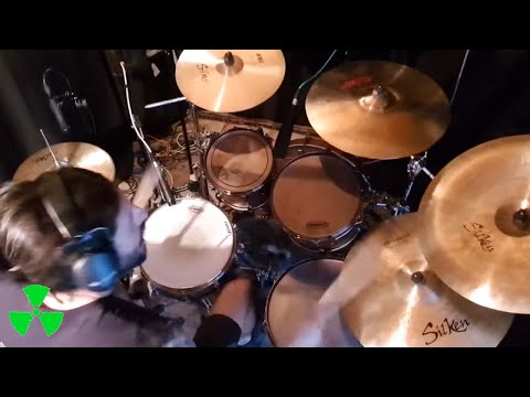 BENEDICTION - 'Iterations of I' (OFFICIAL DRUM PLAYTHROUGH)