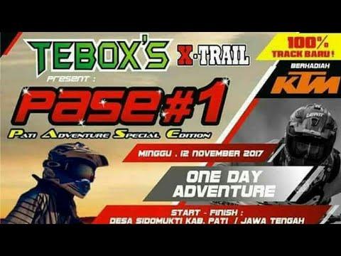Pati Adventure Special Edision 2017/PASE Start part 1