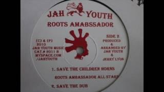 roots  ambassador allstars save the children horns