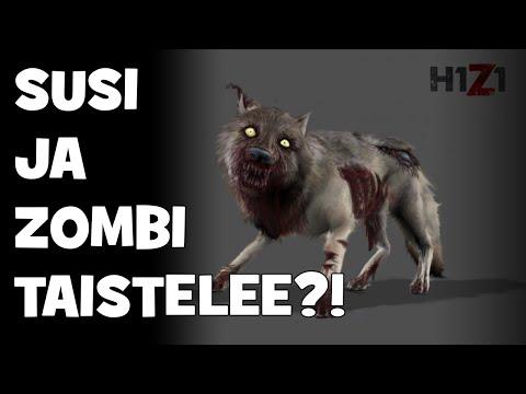 H1Z1 Suomi: SUSI JA ZOMBI TAISTELEE?! [K-18] #4