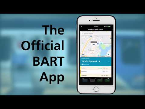 Christie James - BART Releases Official Free APP