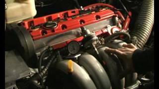 Premier demarrage 205 s16 moteur prépa