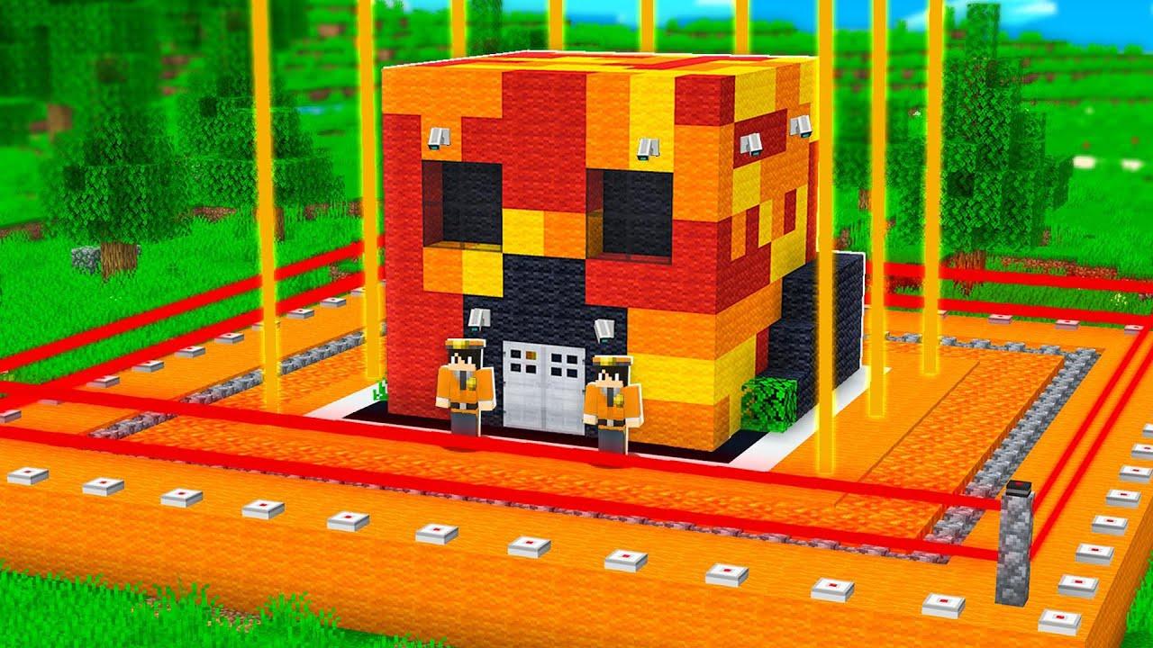 Preston vs Brianna MOST Secure House Battle! - Minecraft thumbnail