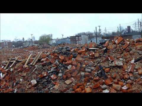 Video from Camden, New Jersey