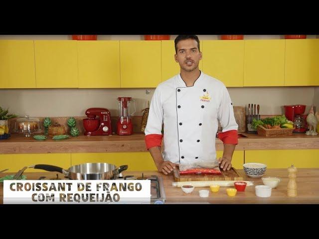 Super Frango - Croissant de Frango