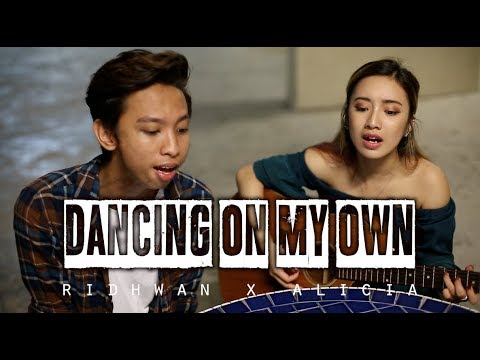DANCING ON MY OWN (cover) by Calum Scott | feat. Alicia Marielle streaming vf