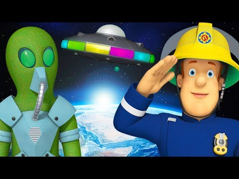 Fireman Sam New Episodes | Norman, the extraterrestrial Space Alien 👽 🔥 Cartoons for Children