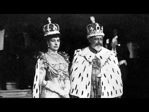 King Edward VII & Queen Alexandra