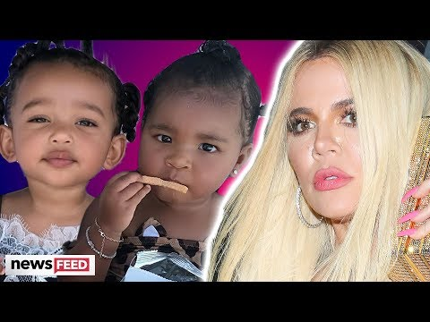 Khloe Kardashian DRAGGED For Pushing Diet Culture On Baby and Niece