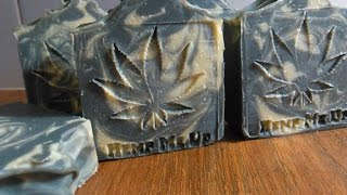 Hemp Seed Oil & Macadamia Milk CP Soap