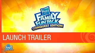 HASBRO Family Fun Pack Conquest Edition - Launch Trailer